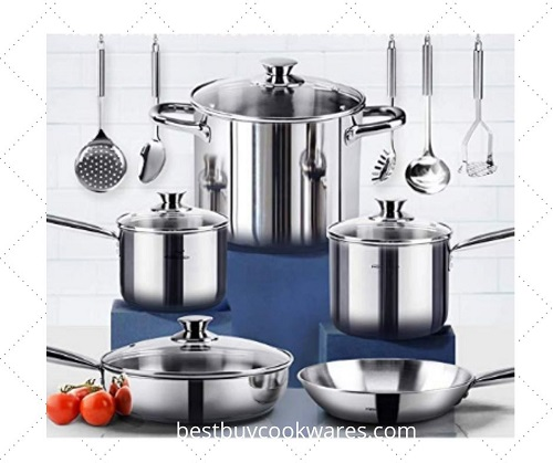 Easy Way to buy Stainless Steel Cookware sets