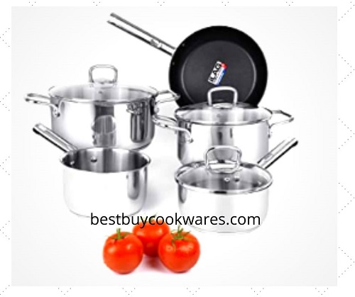 10 Best Stainless Steel Cookware Sets Reviewed and Recommended .