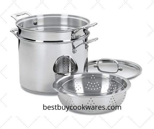 Cuisinart Chef's Classic  Cookware Pasta/Steamer Set.