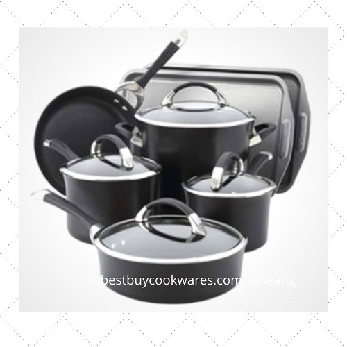 Best Selling Stainless Steel Cookware Sets Reviews