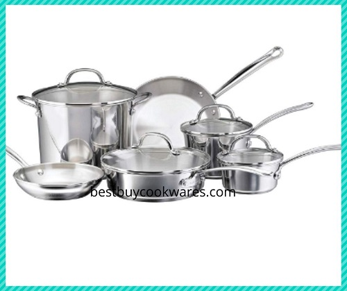 Best Selling Stainless Steel Induction Cookware Sets Reviews 2020